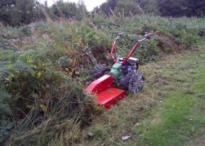 Rapid Eco Mulcher