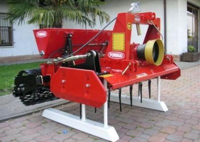 Forigo Power Harrow
