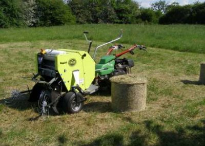 Rapid Mini Round Baler