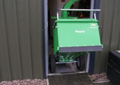 Rapid R-Go Compact Woodchipper