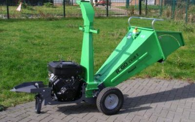 Rapid R-GO Compact Wood Chipper