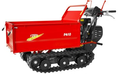 Fort F400 Mini Tracked Transporter