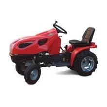 Fort Diablo Tractor