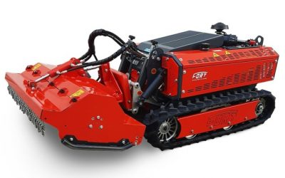 Fort Monolith Remote Control Tracked Mower