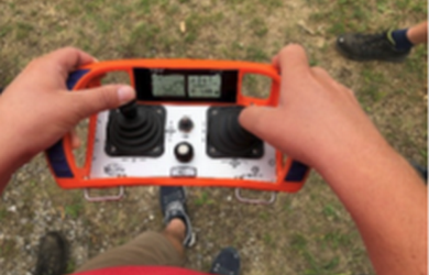 Remote Control for S Model Rapid Varea