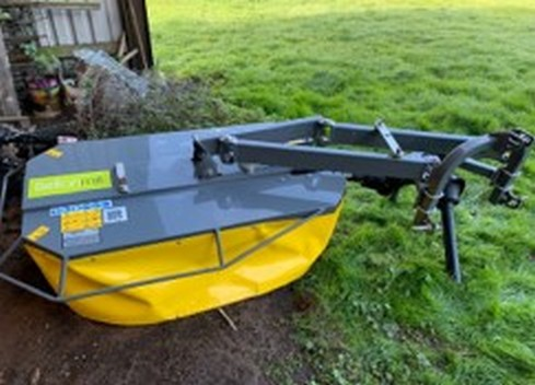 Used BellonMit TFL 1150 Offset Mower